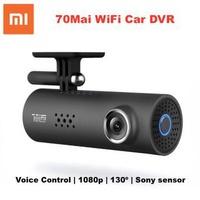 xiaomi 70mai Dash Cam WiFi Car DVR International Version 1080P 130 Degree Wide Angle