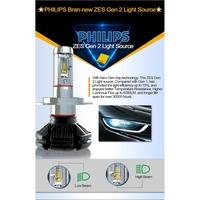 DIY 天堂 當天出貨 LED大燈 正品(X3頂級系列)、6000LM 超亮 HID 魚眼 H4 LED 勁戰