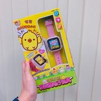 實拍現貨! 代購 小雞手錶 兒童玩具 智慧型手錶 小雞 養小雞 寵物雞 電子雞 朋友連線 療癒 韓國玩具 妹妹想要不用等