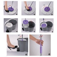 Spin mop head refill (for spin mop II)