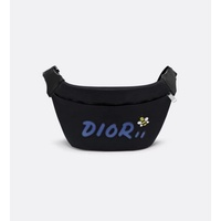 Dior NYLON DIOR X KAWS 腰包