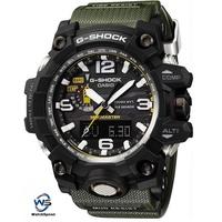 Casio G-Shock GWG-1000-1A3 Mudmaster Tough Solar 200M Men's Watch