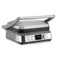 Cuisinart 美膳雅 - 液晶溫控多功能燒烤/煎烤器/帕尼尼機-GR-5NTW