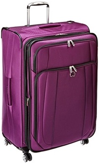 DELSEY Paris Delsey Luggage Helium Cruise 29 Inch EXP Spinner Suiter Trolley