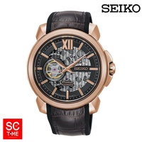 Seiko Premier Novak Djokovic Automatic Limited Edition นาฬิกาข้อมือชาย รุ่น SSA374J1 Made in Japan