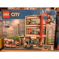 Costco好市多代購 樂高LEGO 60204 CITY 城市系列 樂高® 城市醫院