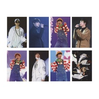 BTS Bangtan Boys 3th Concert Album Photo Card Self Made Paper Cards Autograph Photocard XK440