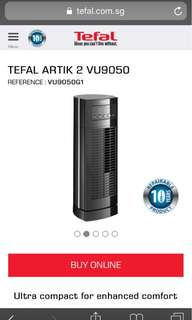 Tefal mini tower fan