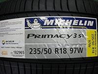 {順加輪胎}米其林PRIMACY 3 ST 235/50/18 MAXX TT STR UHP DHPS VE302