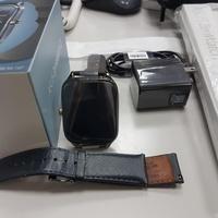 自售  ASUS ZenWatch 2 WI501Q 大錶快充版 快充進化版 率性運動咖 附伯爵藍悠遊卡錶帶 詳如說明
