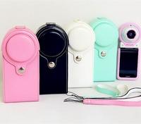 卡西歐EX-FR100L運動相機包 FR100 FR200皮套美顏自拍神器保護套  享購