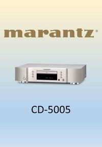 Marantz CD-5005 CD Player