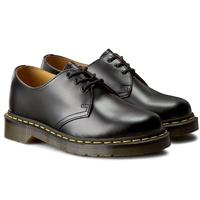 Dr.Martens 1461 Smooth Leatehr 3-Eye Shoes 經典 基本款 3孔 馬汀靴 (黑)