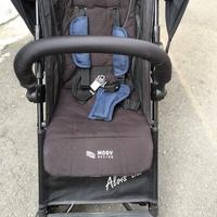 全新可調節/固定硬式推車扶手 ~舊款MOOV Design推車可用(固定式降價促銷$250)