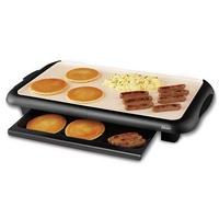 美國OSTER BBQ陶瓷電烤盤 CKSTGRFM18W-TECO