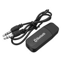 USB 3.5 มม. เสียงคู่เอาต์พุต Bluetooth V4.0 A2DP เสียง ตัวรับ อะแดปเตอร์