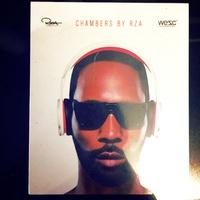 WESC 耳機 白 Chambers by RZA