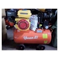 【小工人】創新免用電汽油50L空壓機 打黃油用空壓機噴油漆用空壓機 無需電源汽油機式空壓機