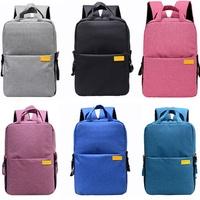 YASCIQ 009 Camera Bag Backpack with Padded Insert Bag Tripod Strap for DSLR Camera Lens