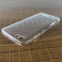 1 Pc/lot TPU Gel Back Case Cover For BBK VIVO Y71 Case TPU Case Silicone Case Soft Phone Funda Clear Color