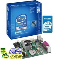 [美國直購 ShopUSA] Intel 原廠主機板 D945GCLF Essential Series Mini-ITX DDR2 667 Intel Graphics Integrated Atom Processor Desktop Board - Retail $6298