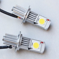 Universal Car/Truck  H7/H8/H11/H16/HB3 9005/HB4 9006/ H4 hi/low 1800LM 50W Cree LED HeadLight