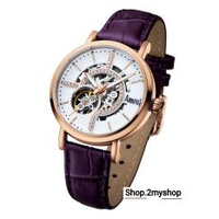 ARBUTUS NEW YORK LEATHER STRAP AUTOMATIC NEW ARRIVAL AR1605R