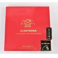 【台南南方】日本製 SUGIYAMA 195mm 圓鋸片 溝切機 切斷機 鋸片
