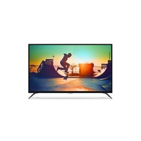 "Philips 43PUT6002 43"" 4K Ultra Slim Smart LED TV - Black"