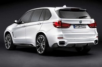 BMW M Performance Exhaust 排氣管 For F15 X5 35i