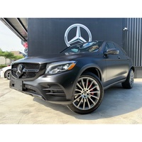 【M-Benz 2018年式 GLC300 COUPE 4-Matic AMG + 23P】