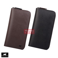 Braun buffel Small Cow Leather Time To P Series 22 Card Zipper Long Wallet bf334