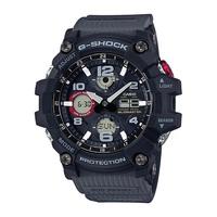 Casio G-Shock Master of G Series Mudmaster Grey Resin Band Watch GSG100-1A8 GSG-100-1A8