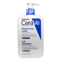 公司貨 CeraVe 長效清爽保濕乳 473ml/瓶◆德瑞健康家◆