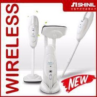 SHINIL KOREA SVC-650SG Wireless Stick and Slim Handy Cyclone Vacuum Cleaner for Home