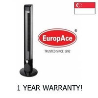 EUROPACE TOWER FAN WITH REMOTE ETF1129 - Ionizer Function - 1 YEAR WARRANTY!
