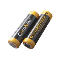 2Pcs PALIGHT 18650-Tube 3.7V Recharging 18650 Battery Flashlight With Smart Battery Charger