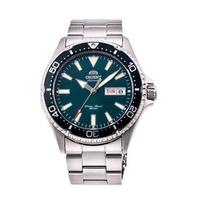 ORIENT WATCH 東方孔雀綠水鬼藍寶石鏡面200M自動機械腕錶 型號:RA-AA0004E【神梭鐘錶】