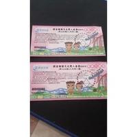 麗寶樂園月光299雙人套票