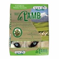 Addiction Le Lamb 33lbs Dog Dry Food