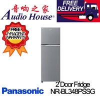 PANASONIC NR-BL348PSSG 2 DOOR FRIDGE