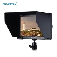 "FEELWORLD T7 7"" 1920 * 1200 IPS On-camera Monitor 4K HD Input Output Aluminum Alloy Frame for Canon Nikon Sony DSLR"