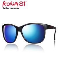 美國Barracuda KONA81 運動時尚太陽眼鏡-鍍藍