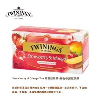 TWININGS 唐寧 Strawberry & Mango Tea 草莓芒果茶