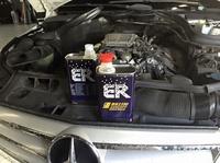 BENZ C250原廠認證機油 ER酯類機油