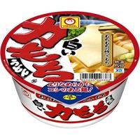 【東洋水産】MARUCHAN 白麻糬烏龍碗麵  即食泡麵 109g マルちゃん 白い力もちうどん 日本進口泡麵 常溫配送