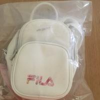 現貨 FILA 7-ELEVEN 櫻花系列後背包 櫻花白