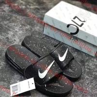 【現貨】2019🔥款 Nike 27C氣墊拖鞋 全防水拖鞋 沙灘拖鞋 運動拖鞋 防滑大底 黑白   藍白 白黑男生拖鞋