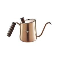 咖啡商城 COFFEE MALL ☕ Tiamo 700ml 青鳥 手沖咖啡 細口壺 手沖壺 玫瑰金 HA1632BZ