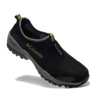 哥倫比亞溯溪鞋透氣排水耐磨防滑網布戶外登山鞋夏季男款跑步運動